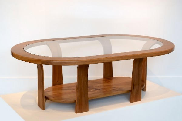 coffee table in elm